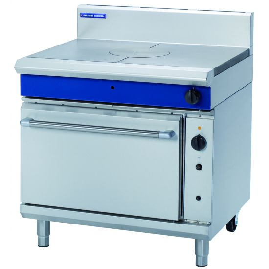 Blue Seal 900mm Gas Target Top Convection Oven Range G576