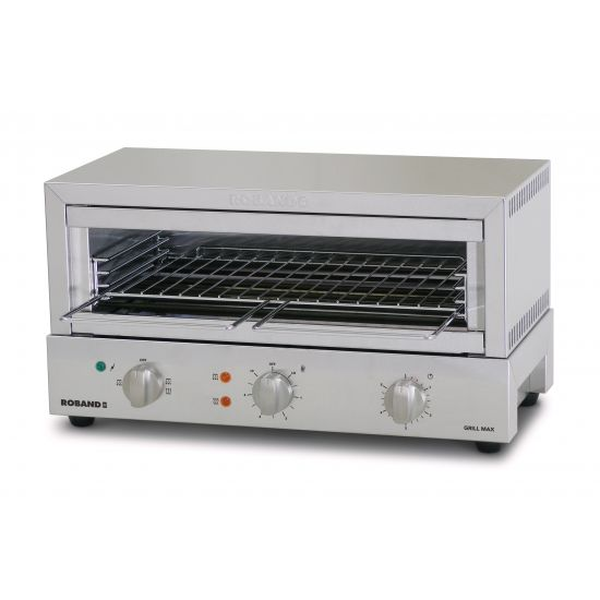Roband Grill Max Toaster 8 Slice, 14.6 Amp GMX815