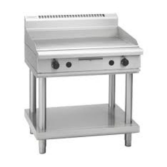 Waldorf by Moffat 900mm High Performance Griddle LPG GP8900G-LS